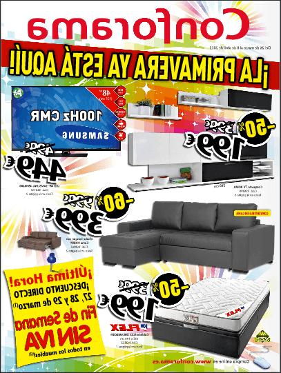 Conforama sofas Ofertas Xtd6 Catalogo Folleto Conforama Online
