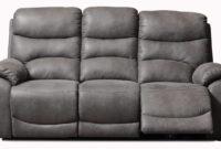 Conforama sofas Relax X8d1 sofà Relax Elà Ctrico 3 Plazas Microfibra Esprit Conforama