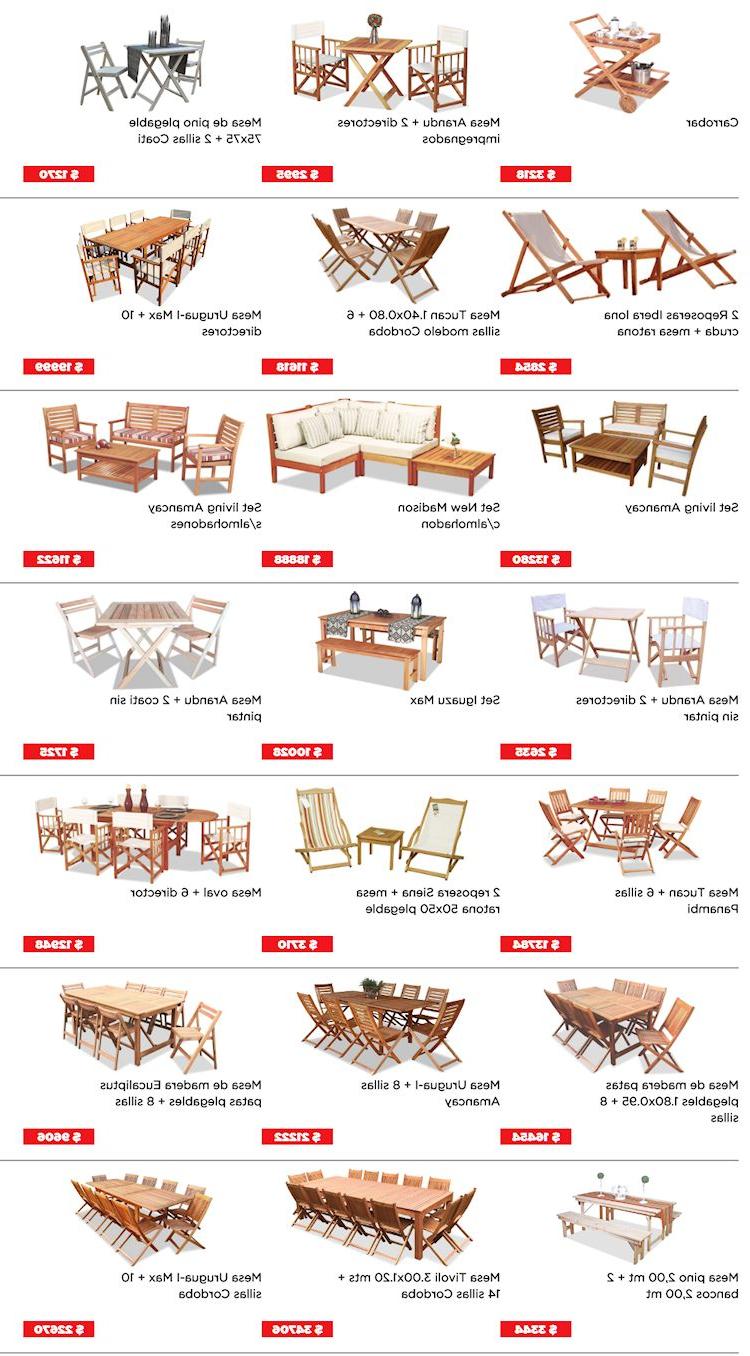 Confort Y Muebles Jxdu Confort Y Muebles Muebles De Exterior En Palermo Estilos Deco