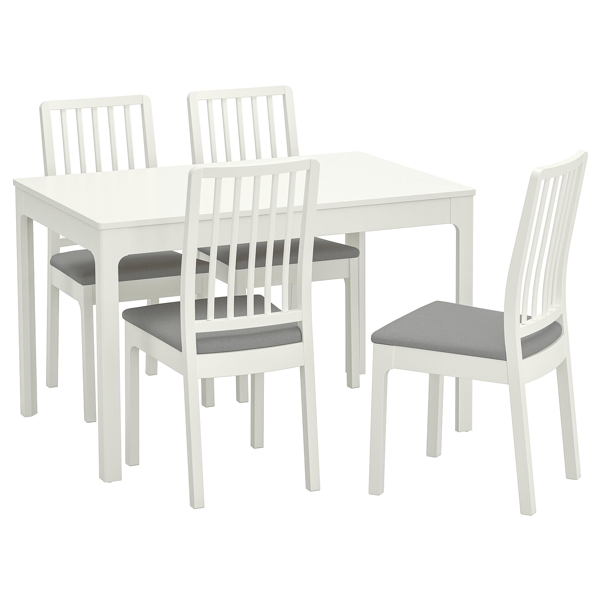 Conjunto Mesa Y Sillas Comedor Ikea 9ddf Conjuntos De Edor Mesas Y ...