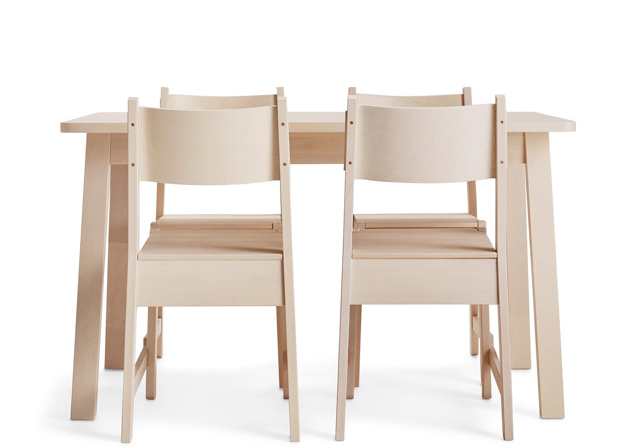 Conjunto Mesa Y Sillas Comedor Ikea 9ddf Conjuntos De Edor Mesas Y Sillas Pra Online Ikea