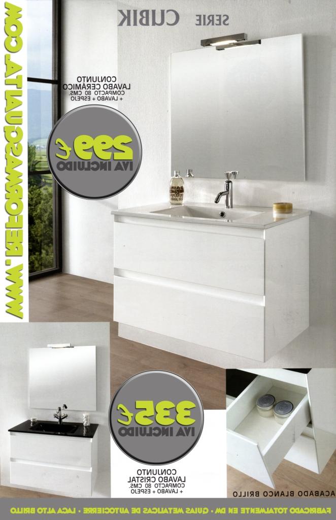 Conjunto Muebles De Baño 0gdr Promocion Para El Baà O Conjunto Por Menos De 300