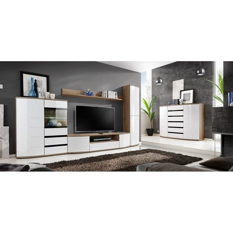 Conjunto Muebles Salon Gdd0 Posicion De Salon Moderna Oda Mesa Tv Y Armarios Con Estantes