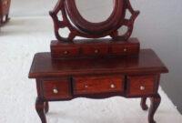 Coqueta Mueble X8d1 Coqueta O Mueble tocador Con Espejo De Madera sold