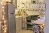 Cortinas Para Muebles De Cocina 3ldq Ideas De Cocinas Vintage Que Querrà S Para La Tuya Estreno Casa