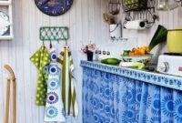 Cortinas Para Muebles De Cocina E9dx 70 Cocinas Vintage Ideas Y Decoracià N Para Inspirarse Brico Y Deco