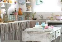 Cortinas Para Muebles De Cocina Etdg 28 Ideas Para Decorar Una Cocina Al Estilo Vintage Verte Bella
