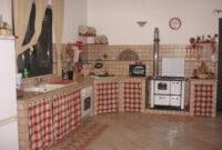Cortinas Para Muebles De Cocina Irdz Cortinas Para La Cocina De Cuadros Rojos Y Blancos A Los Fogones