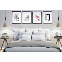 Cuadros De Cabecera De Cama T8dj Cuadros Para Dormitorios Pra Online Cuadros Para Sala Precio Barato