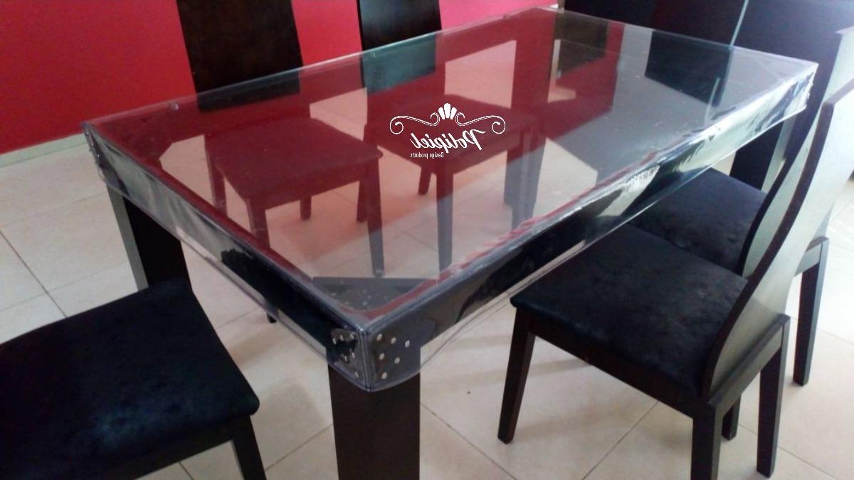 Cubre Mesas E6d5 Mantel Anti Mancha Transparente Cubre Mesa Quincho Pvc 2 20