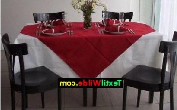 Cubre Mesas Nkde Textil Wilde Fabrica Manteleria eventos Restaurantes