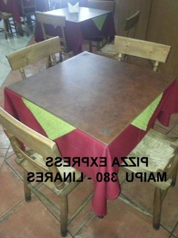 Cubre Mesas Tldn Cueros Ecoi Restaurante En Ecocuero Y Cuero
