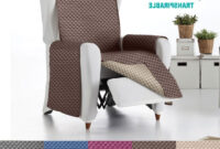 Cubre Sillon Relax 4pde Funda Cubre Sillà N Relax Oslo Protect Eysa