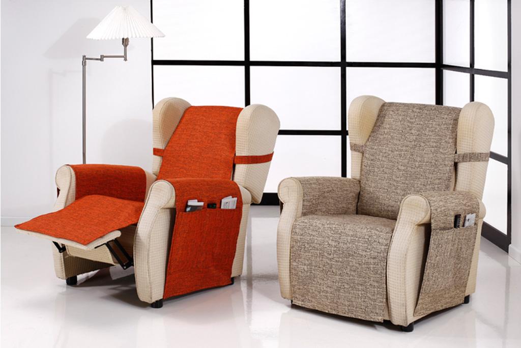 Cubre Sillon Relax Jxdu Funda Cubre Sillà N Sillà N orejero Modelo Malta Cubre sofà Para Relax