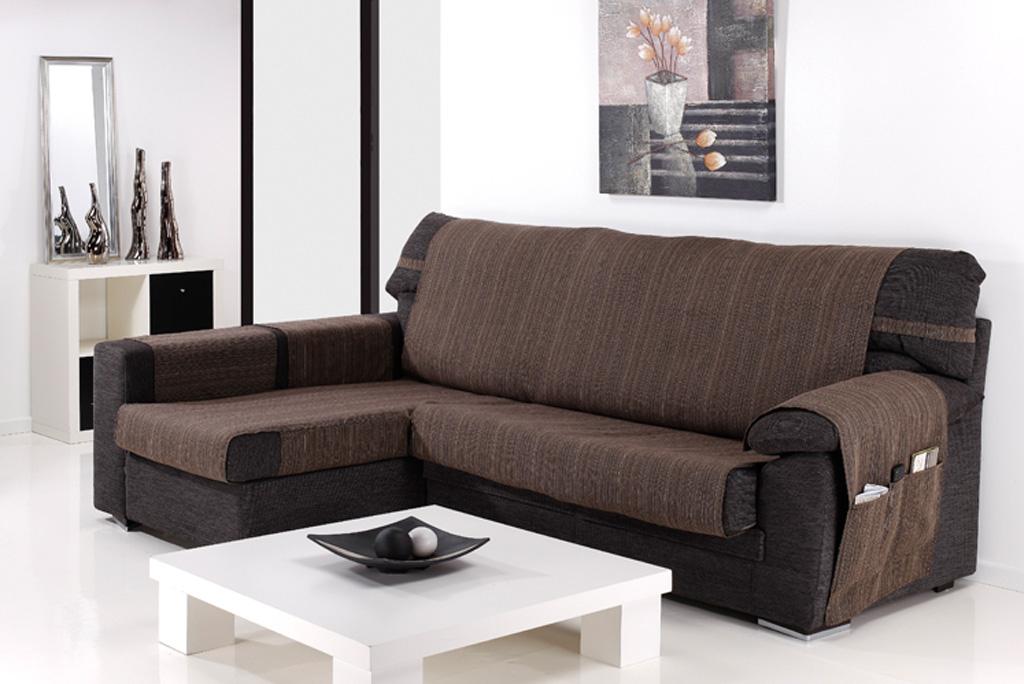 Cubre sofa Chaise Longue 3ldq Funda De sofà Chaiselongue Modelo Ribera