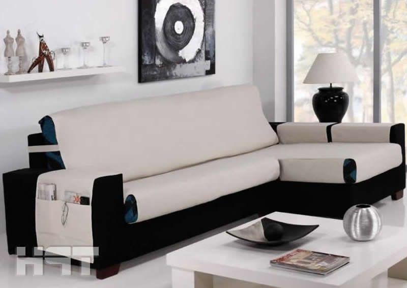 Cubre sofa Chaise Longue 87dx Funda Cubre Chaise Longue Modelo Banes Cushions Couch