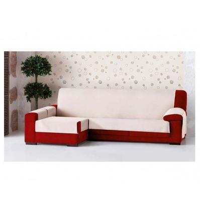 Cubre sofa Chaise Longue E9dx Funda Cubre sofa Chaiselongue Bianca 100 Algodà N