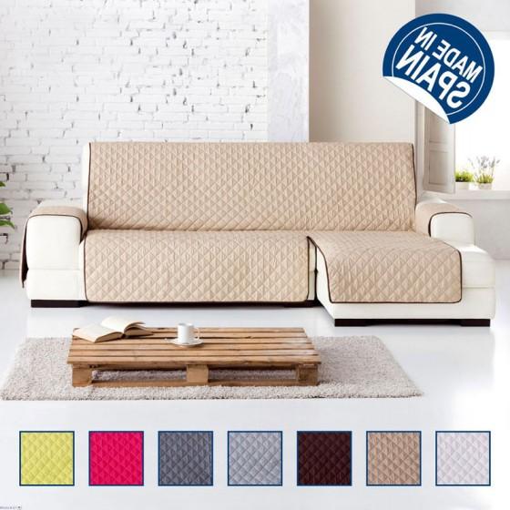 Cubre sofa Chaise Longue Q0d4 Funda Cubre sofà Chaise Longue Dual Quilt Eysa