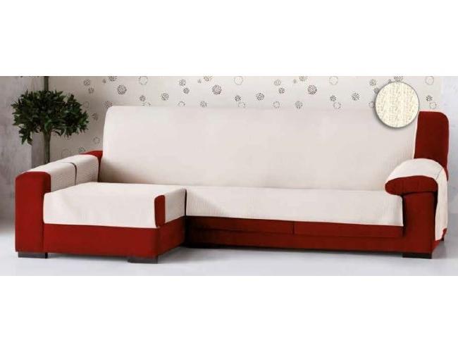Cubre sofa Chaise Longue X8d1 Funda Prà Ctica Cubre sofà S Chaise Longue Blanca Color único