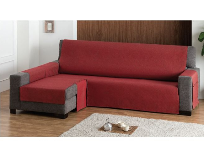 Cubre sofa Chaise Longue Zwd9 Fundas Universal Cubre sofà Chaise Longue Funda Salvasofà Chaise Longue Tejido Bademo Seis Colores