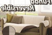 Cubre sofas 4pde Funda Manta Cubre sofa 230×190 Cm Protector Reversible Lavable