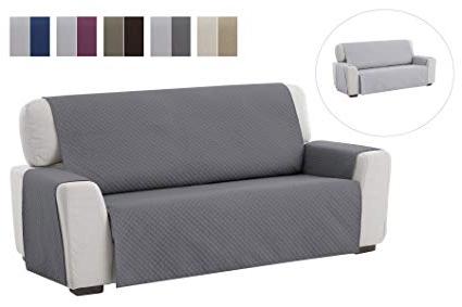Cubre sofas Nkde Textil Home Funda Cubre sofà Adele 3 Plazas Protector Para sofà S