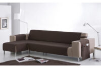 Cubre sofas Q5df Funda Practica Cubre sofà S Chaise Longue Tejido Tabe Z Colores