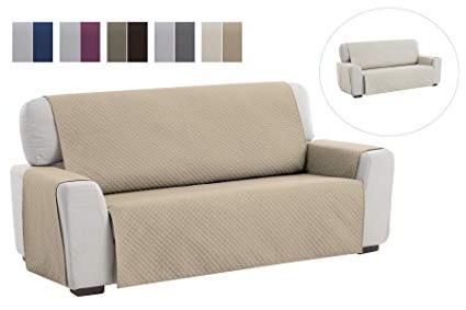 Cubre sofas Q5df Textil Home Funda Cubre sofà Adele 3 Plazas Protector Para sofà S