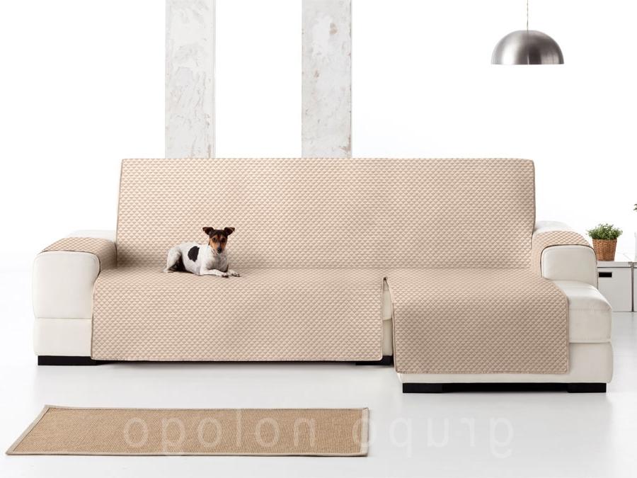 Cubresofas Nkde Cubre sofà Chaise Longue Oslo
