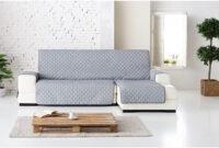 Cubresofas T8dj Cubre sofà Dual Quilt Reversible 1 2 3 4 Y Chaise Long
