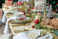 Decoracion Mesa X8d1 Ideas Para Decorar La Mesa De Navidad Una Madre O Tú