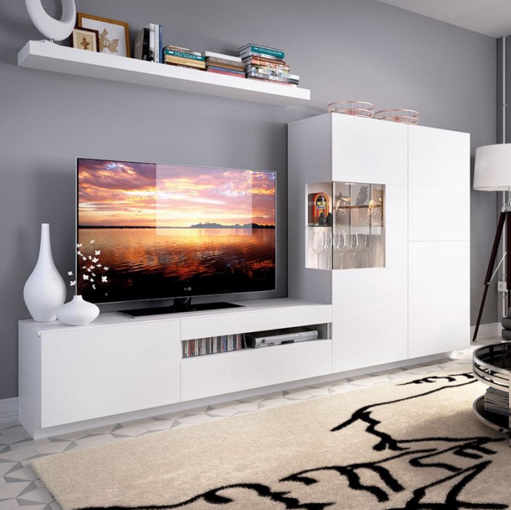 Decorar Mueble Salon Budm Ideas Para Decorar El Salà N De Casa Piensa En Chic