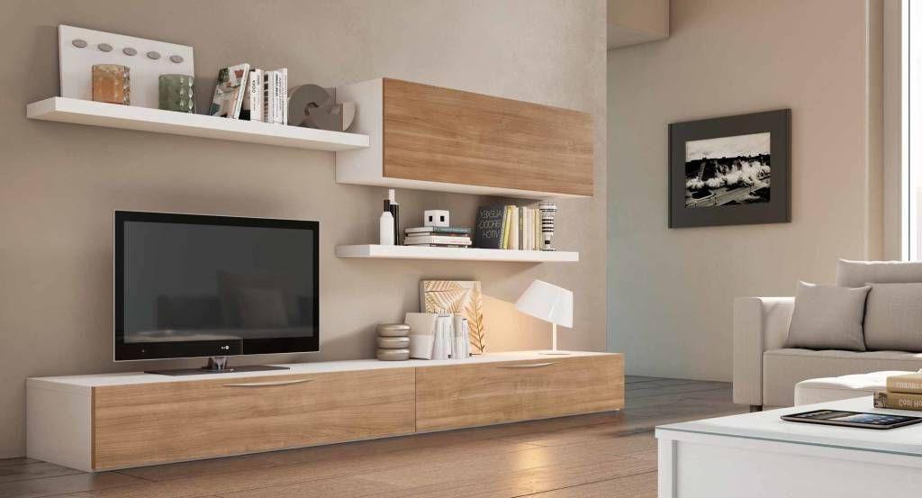 Decorar Mueble Salon Fmdf Salas De Estar Por Crea Y Decora Muebles Tv à Nitesi En