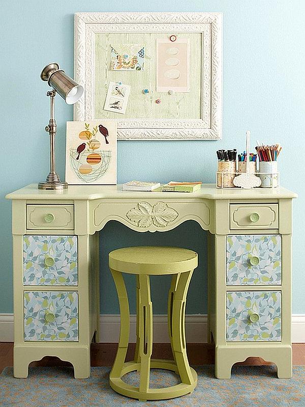 Decorar Muebles Con Papel Pintado Ffdn O Usar El Papel Pintado Para Decorar Tus Muebles