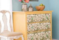 Decorar Muebles Con Papel Pintado S5d8 Papel De Empapelar Para Cambiar Tus Muebles Diseno Casa
