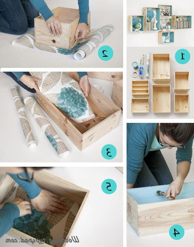 Decorar Muebles Con Papel Pintado X8d1 Diy CÃ Mo Decorar Muebles Con Papel Pintado