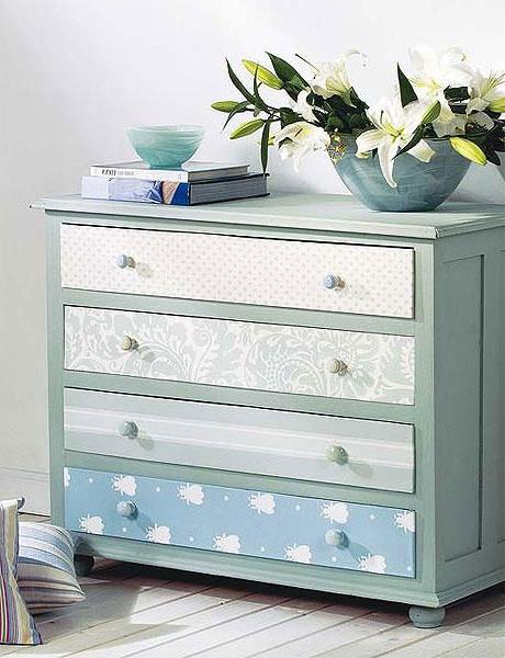 Decorar Muebles Con Papel Pintado Zwdg Reciclar El Papel Pintado Restauracià N Pinterest Painted