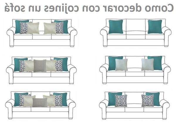 Decorar sofa Con Cojines S5d8 O Decorar Con Cojines Decorativos De Una Manera Sencilla