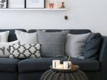 Decorar sofa Con Cojines Tqd3 CÃ Mo Decorar Con Cojines Un BÃ Sico Renovador Hogar Pinterest