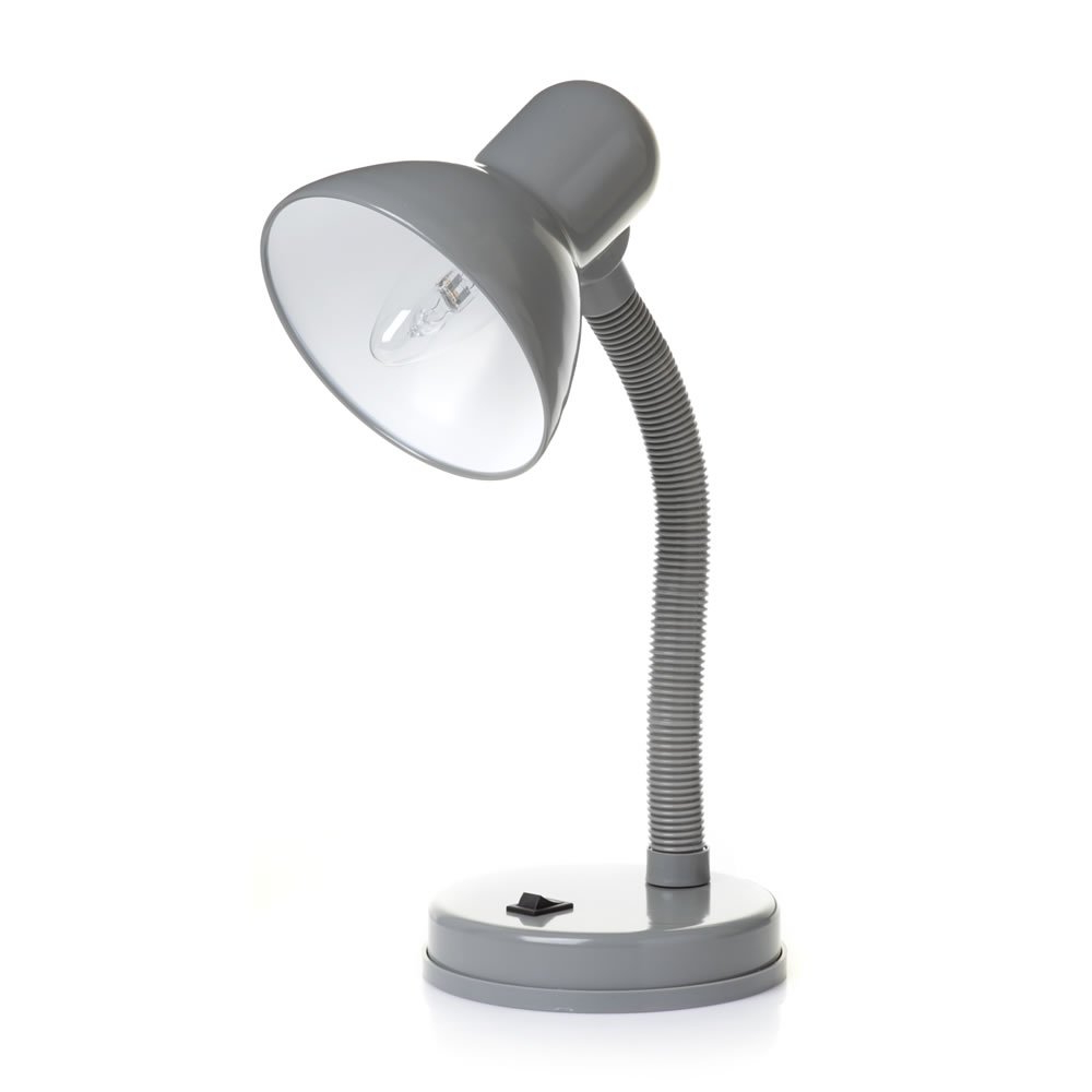 Desk Lamp Etdg Wilko Desk Lamp Grey Wilko