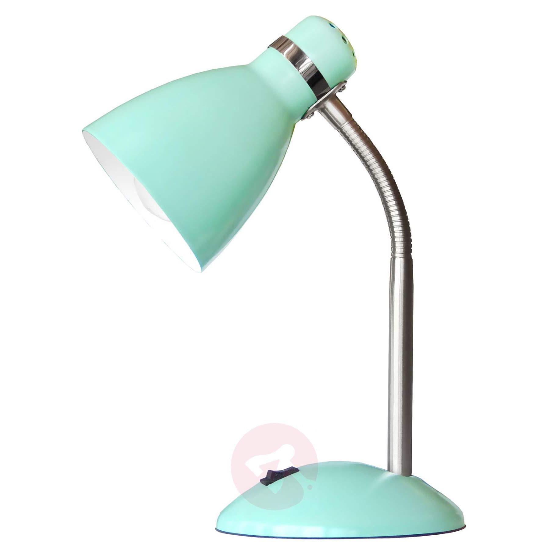 Desk Lamp H9d9 In Turquoise Trendy Desk Lamp Studio Lights