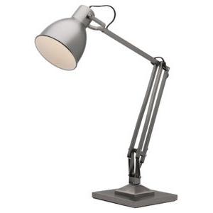 Desk Lamp Q5df Mercator ashton 55cm Desk Lamp Pewter Officeworks