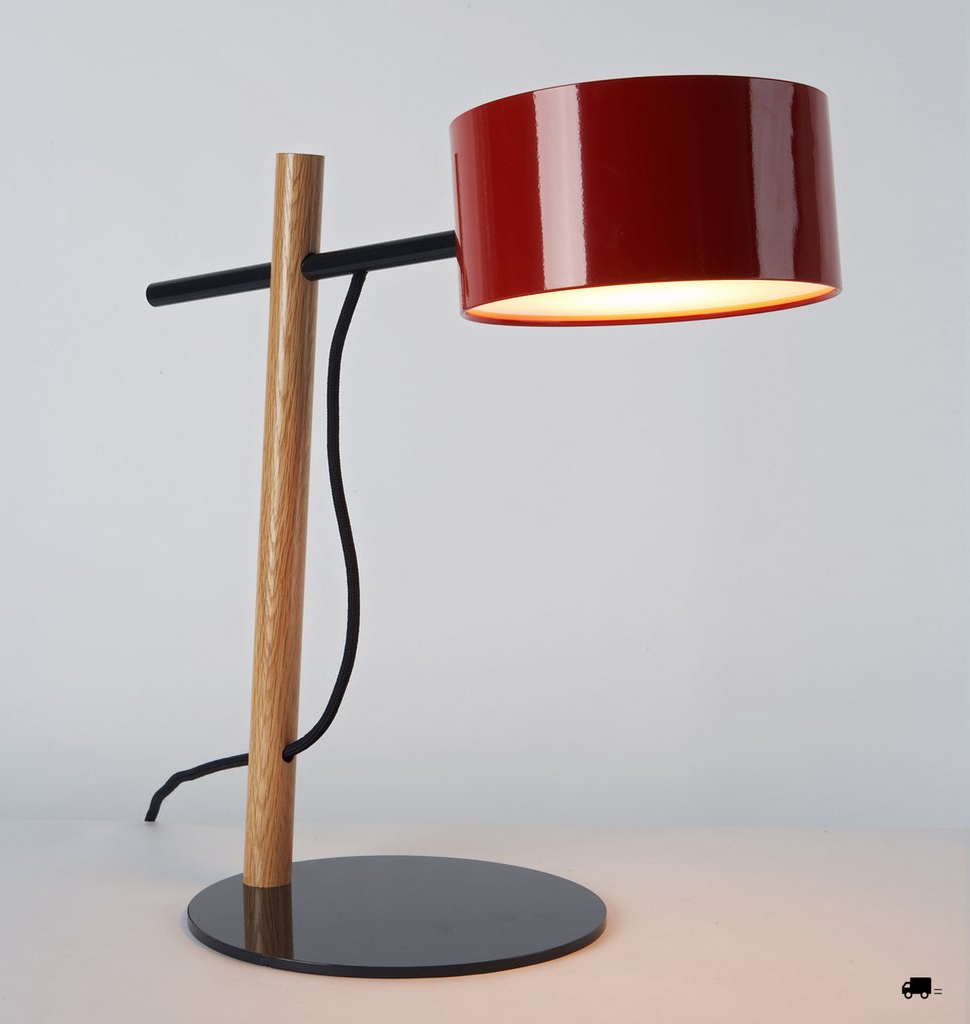 Desk Lamp Qwdq Excel Roll Hill