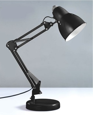 Desk Lamp Y7du the Adjusto College Desk Lamp Black Dorm Lamps Cheap Dorm Lighting