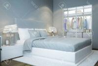 Diseño De Armarios T8dj Dormitorio Azul Claro Dise C3 B1o Esc