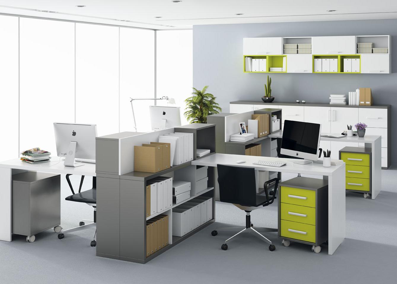 Diseños De Escritorios O2d5 Unidad Amec Oficina Saludable