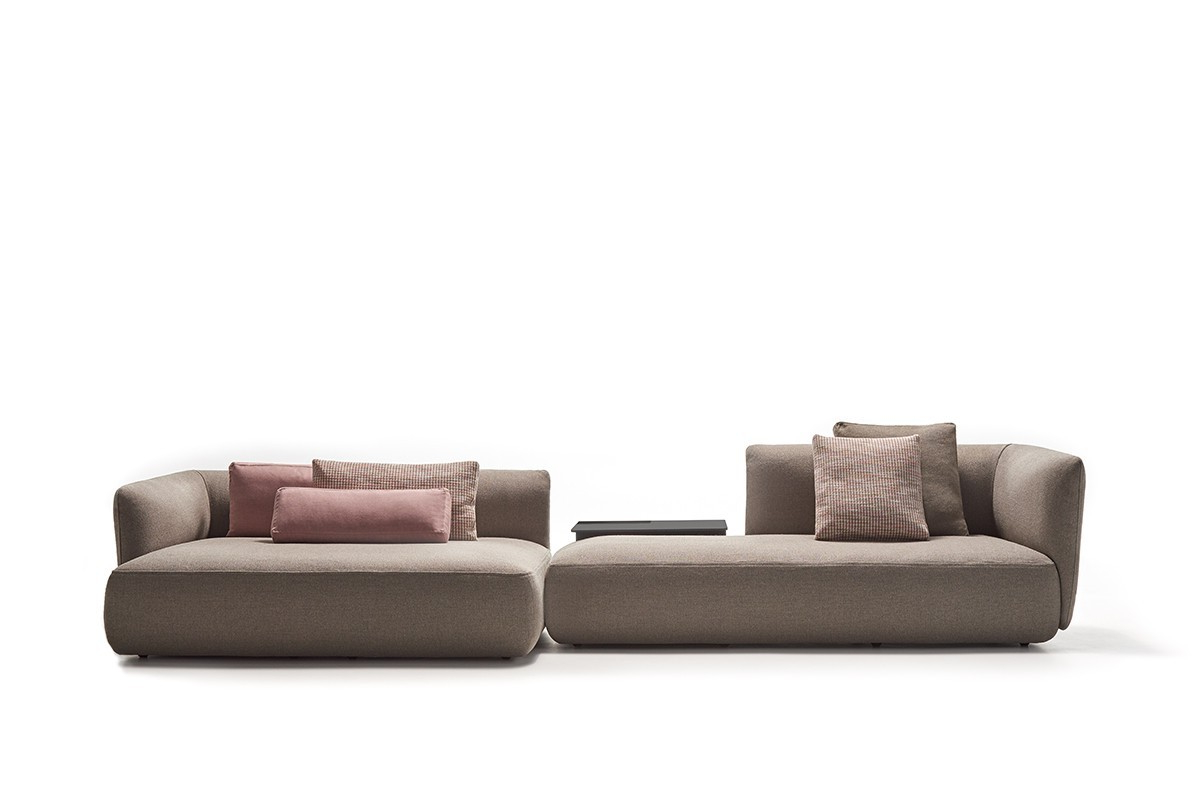 Divano sofas S5d8 Modular and Fixed sofas Armchairs Mdf Italia S Collection