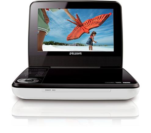 Dvd Portatil Barato D0dg Reproductor De Dvd Portà Til Pd7030 55 Philips