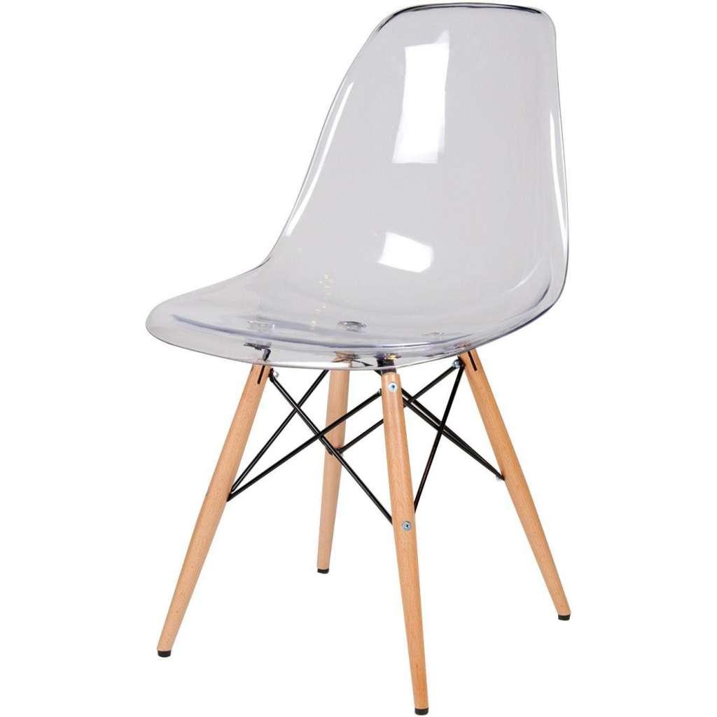 Eames Silla J7do Silla Eames Transparente Inspiracià N Dsw De Charles Ray Eames