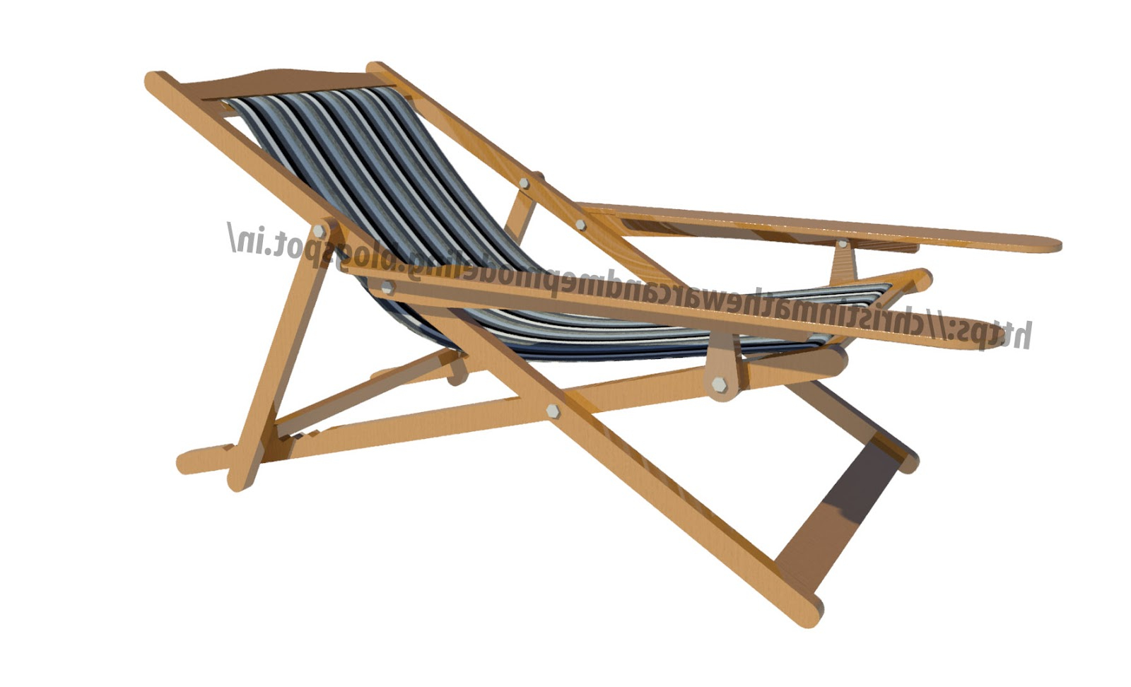 Easychair 3id6 Wooden Easy Chair Kerala Style Christin Mathew Architectural